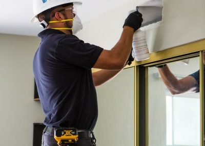perez inc air duct cleaning spraying sanitizer carson, california