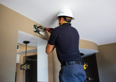 Perez inc air duct cleaning with brush Carson, California