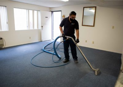 carpet cleaning room