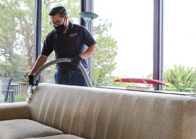 Cleaning your sofa's upholstery